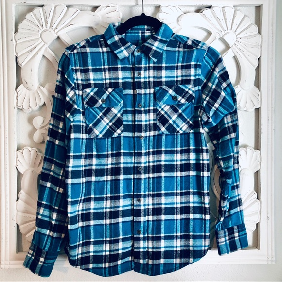 urban pipeline Other - Urban Pipeline Blue Flannel L